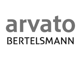 ADN Consulting n&b logo arvato