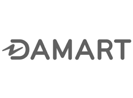 ADN Consulting n&b logo damart